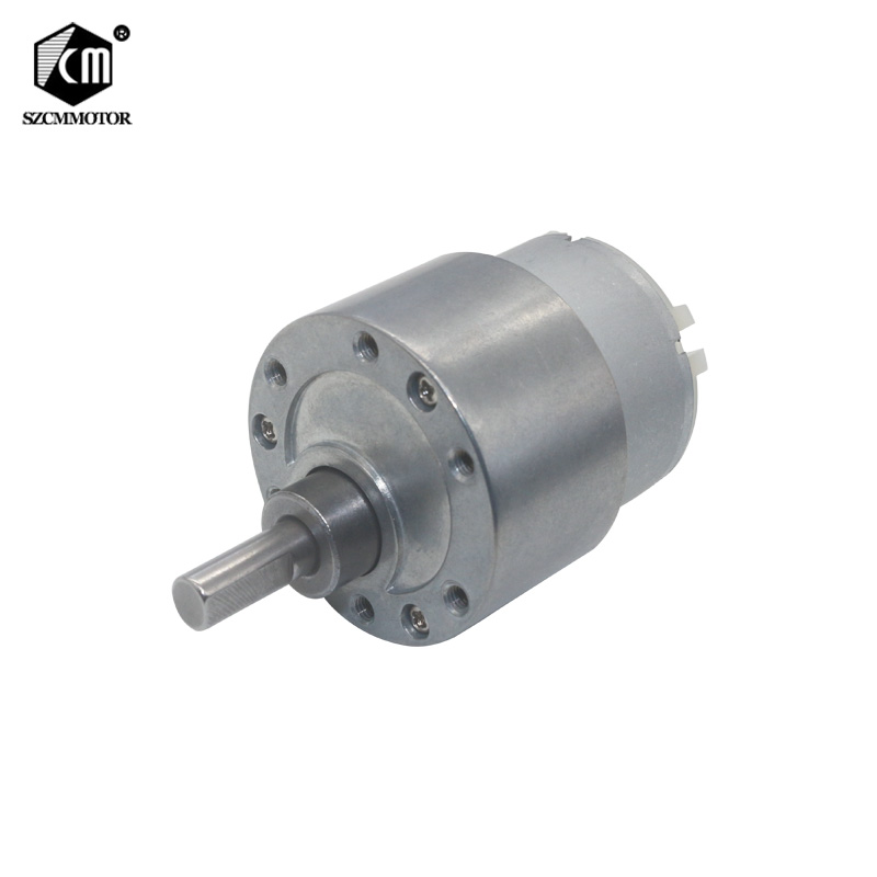 JGB37-500 Gearmotors 37mm Diameter Gearbox Geared Motors Low Power Consumption High Torque Low Noise Eccentric Shaft Gear MotorJGB37-500 Gearmotors 37mm Diameter Gearbox Geared Motors Low Power Consumption High Torque Low Noise Eccentric Shaft Gear Motor