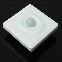 2017 New IR Automatic Infrared Sensor Light Switch Save Energy Motion For LED On Off Light Lamps