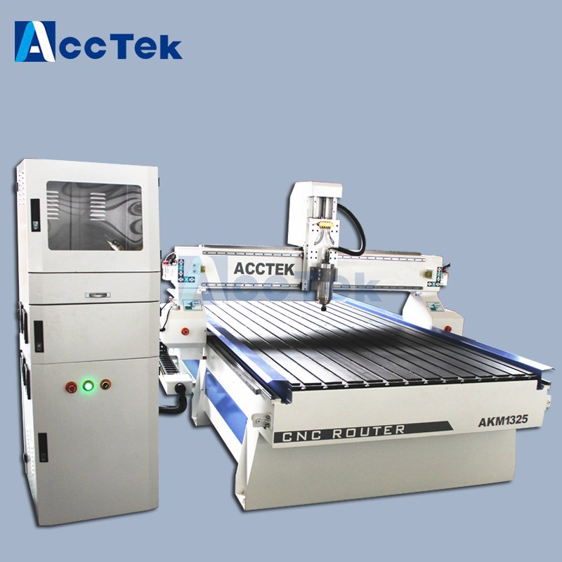 China Hot Sale Speedy Cnc Router 1325 Price With CE Certification For Furniture Industry