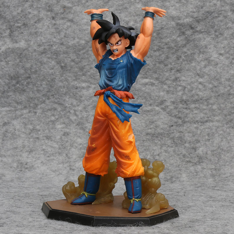 Dragon Ball Z Goku Action Figures Genki Damaspirit Bomb Diy Led Word Night Light Dbz Anime Dragon Ball Super Son Goku Dbz Toys Toys & Hobbies