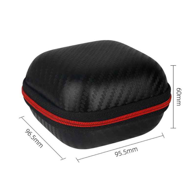 Mini Portable Hard EVA Storage Bag Travel Carrying Case Box for Beats Powerbeats Pro Wireless Earphones Accessories