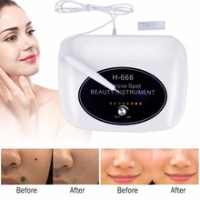 Электронная плазменная ручка для удаления татуировок, лазерный прибор для удаления веснушек и темных точек на лице