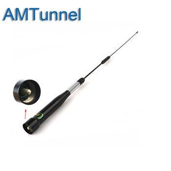 De doble banda VHF/UHF 144 MHz/430 MHz 100 W de alta ganancia de la antena UHF (M) tipo de coche móvil de Radio
