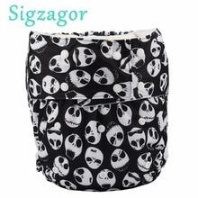 [Sigzagor] 10 тканевые подгузники для подростков и взрослых, подгузники с карманами, непромокаемые многоразовые вставки, ABDL, ролевые игры, костюм