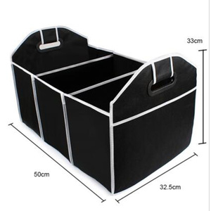 Image 5 - CAR partment New Car Trunk Organizer Car Toys Food Storage Container Bags Box Styling Auto Interior Accessories Supplies Gear