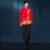 Frete grátis plus size 2016 novo chinês colar terno ternos de casamento para homens magro mostrar dragão Bordado masculino terno do noivo