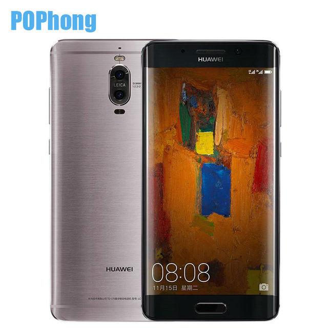 Original Huawei Mate 9 Pro 5.5 inch 2K Screen Mobile Phone Dual SIM Android 7.0 Kirin 960 Octa Core 4GB 64G LTE Infrared