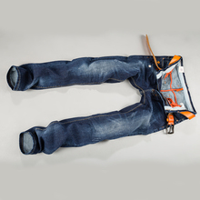 HOT selling Top designer famous brand upscale cotton men jeans pants, European and American style jeans man