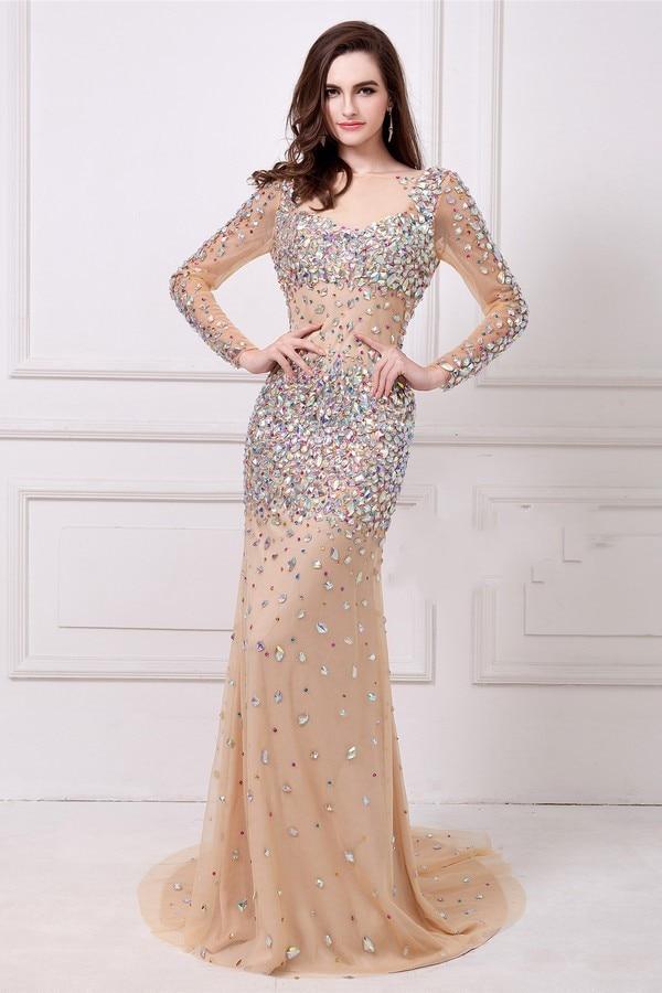 Images of Extravagant Prom Dresses - Reikian