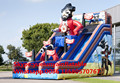 (China Guangzhou) manufacturers selling inflatable slides,Pirate Slides KY-701