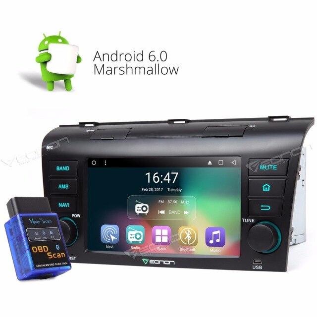 OBDII & Eonon Android 7