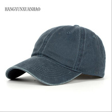 Plain Dyed Sand Washed 100% Soft Cotton Cap Blank Baseball Caps Dad Hat No Embroidery Mens Cap Hat For Men And Women стоимость