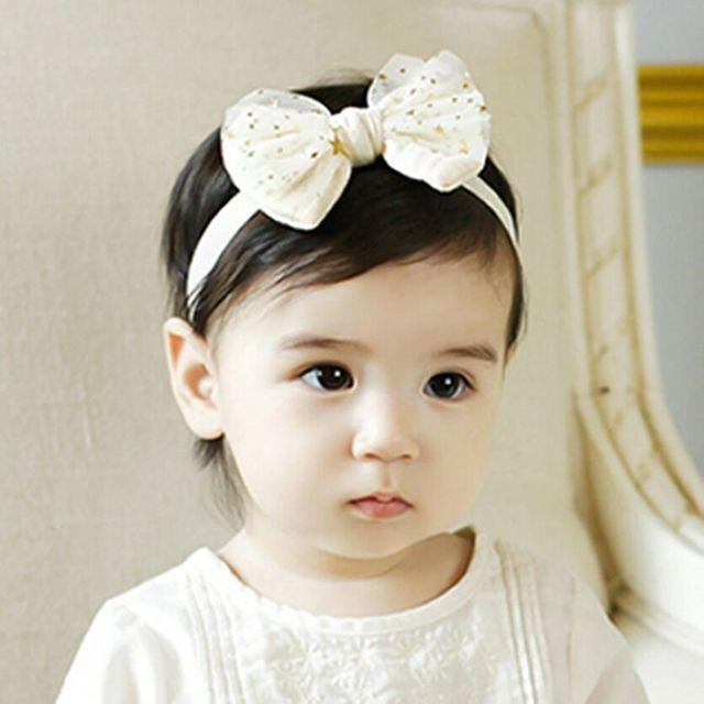 Kawaii flor diadema niño pelo accesorios Hairband turbante banda de pelo  bandas niñas niños tiara turbante. Sitúa el cursor encima para ... fde4e89583b7