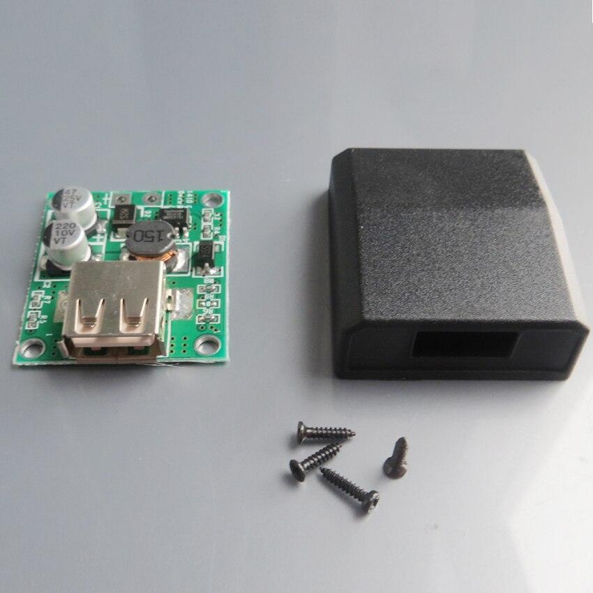 5 v 2A Banco de Energía Del Panel Solar de Carga USB Controlador Regulador de Vo