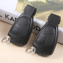 2 Button 433.9MHz Complete Remote Control Key 7941 Chip For Mercedes Ben B C E S Class CLS CLK ML SLK Board With Blade