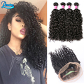 360 Lace Frontal Closure With Bundles Brazilian Water Wave With Frontal Closure 4 Bundles With Lace Frontal Water Wave Frontal