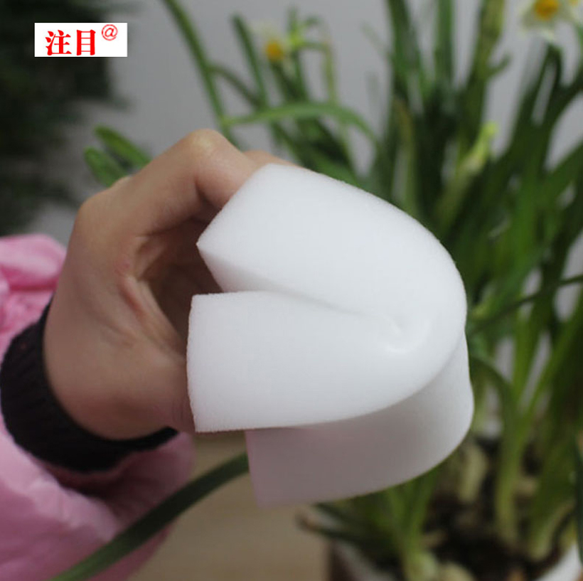 Magic Cleaning Melamine Sponge 110 * 70 * 40mm Limpieza de borrador Multifuncional Nano Sponge Big size