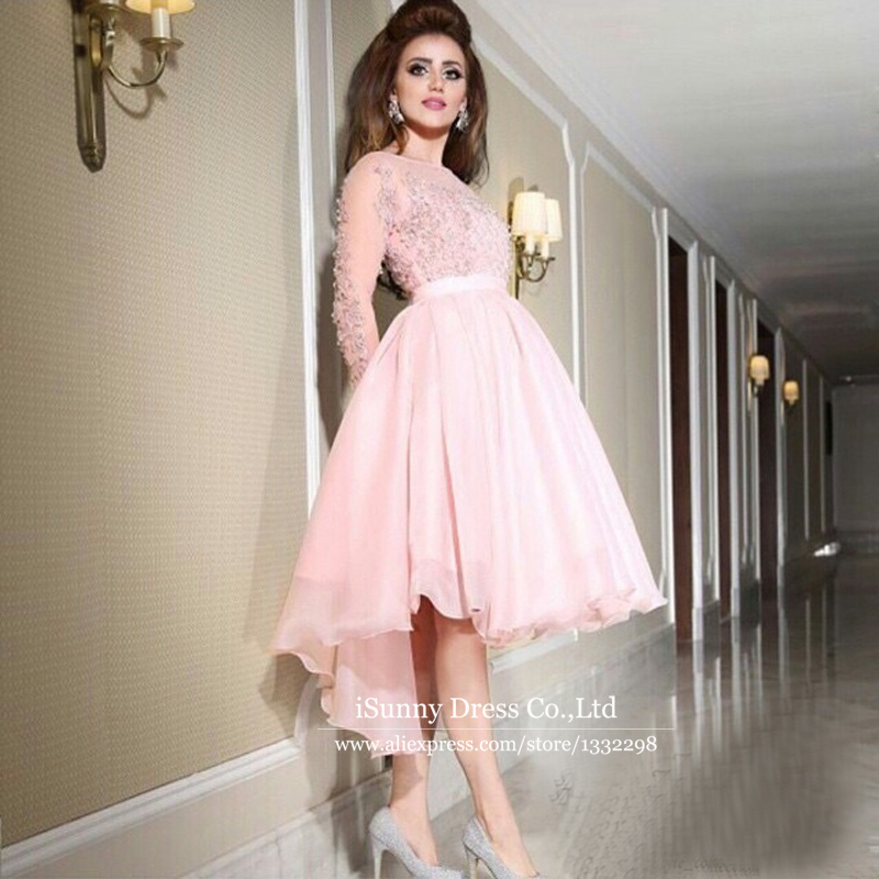Light Pink Prom Dress Promotion-Shop for Promotional Light Pink ...