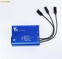 SunnyLife 5 в 1 smart Батарея Зарядное устройство Батлер няня параллельно Зарядное устройство дистанционного управления зарядки USB смартфон Зарядное устройство dji Мавик