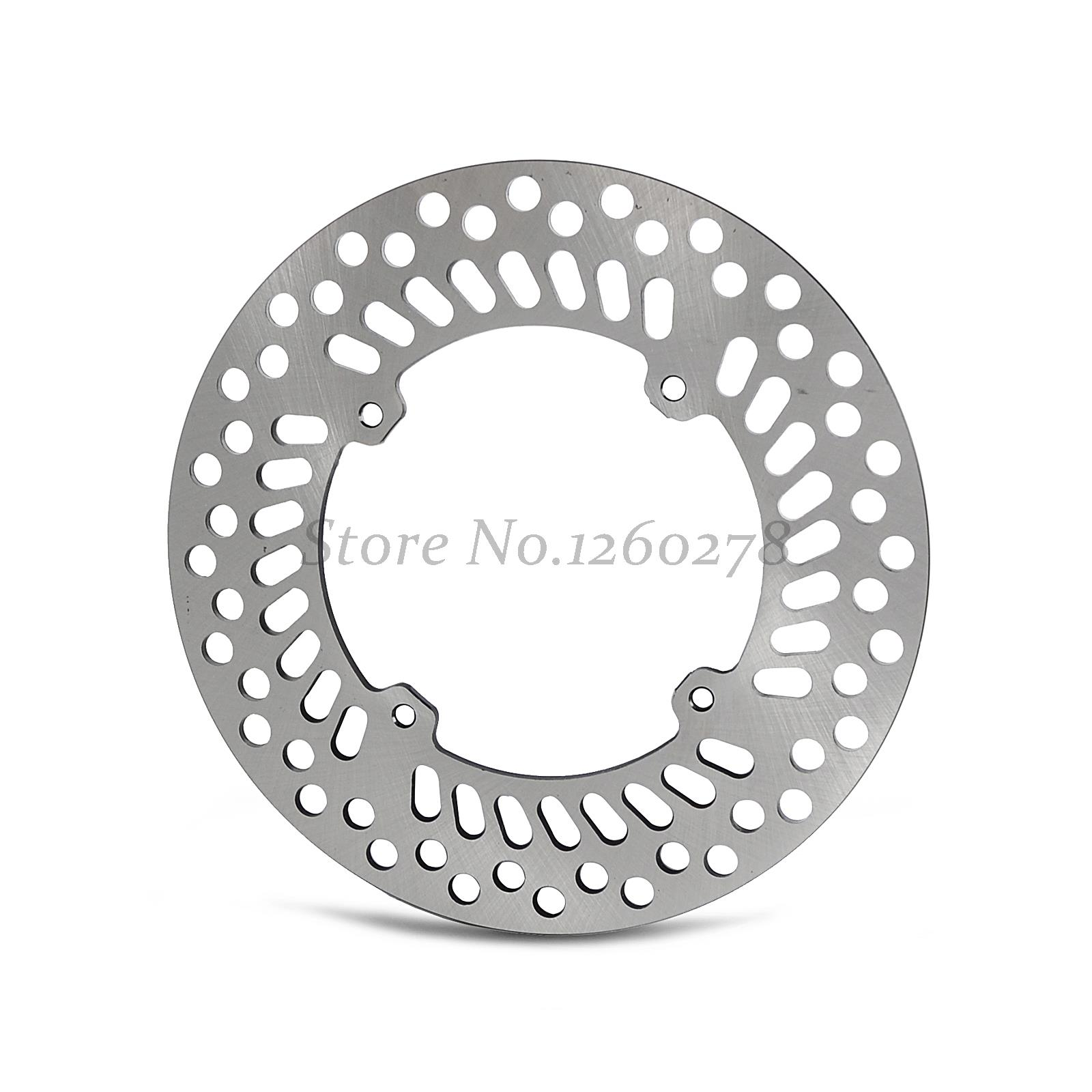 New Motorcycle Front Rotor Brake Disc For Honda CR125 250 500 MTX125 200 XR250 600 XL125