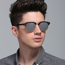 JEMSDAW 2019 New Simple Polarizing Sunglasses for Men and Women Brand Designer Advanced Driving Glasses UV400