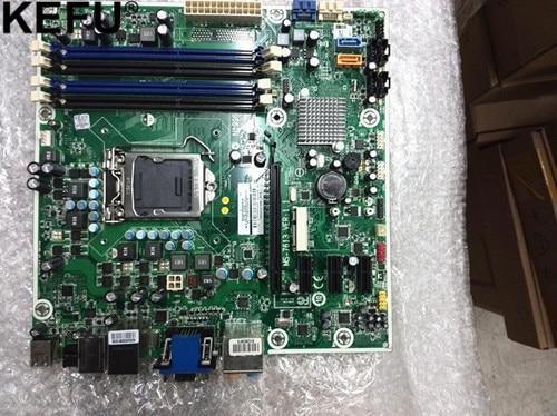 MS-7613 575765-001 601312-001 601048-001 cartes LGA 1156 DDR3 H57 carte mère De Bureau