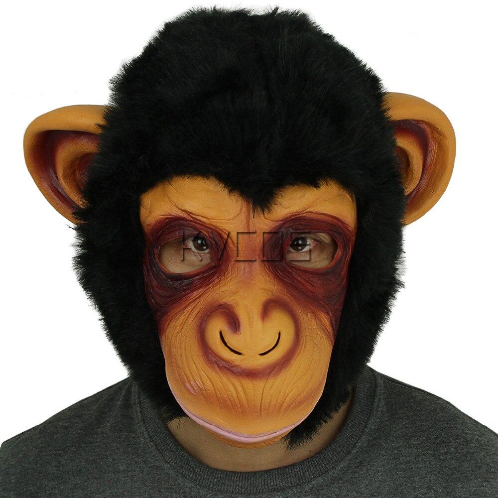 Online Buy Wholesale gorilla mask costume from China gorilla mask ...