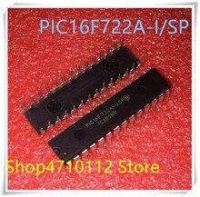 NEW 10PCS/LOT PIC16F722A-I/SP PIC16F722A PIC16F722 DIP-28 IC