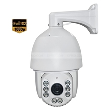 2.0MP HD 1080P Network Security Outdoor CCTV PTZ IR Camera 20X Optical Zoom Onvif