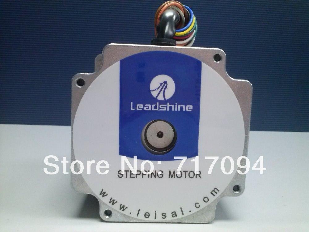 Meilleur prix Leadshine 86HS45 moteur pas à pas NEMA 34 637.2 Oz-en 8 fils