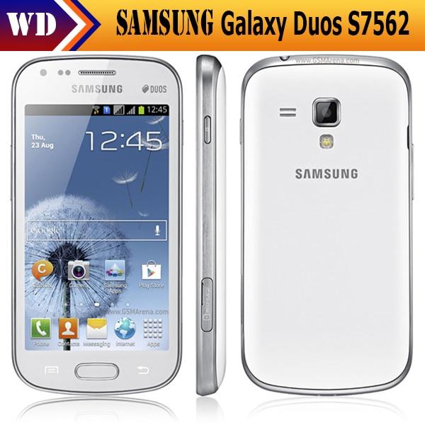 Unlocked Original Samsung S7562 Galaxy S Duos Dual SIM ...