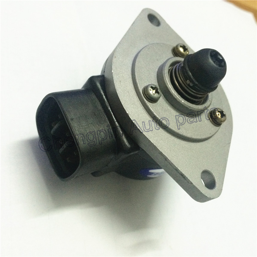 Original IDLE SPEED CONTROL VALVE ASSY L(FOR THROTTLE BODY) OEM# 22270-46050 For TOYOTA SUPRA CROWN GS300 JZS147 цены