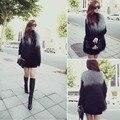 Женская мода Лисий Мех Жилеты Новый 2014 Мех Жилеты Повседневная Шубы Верхняя Одежда Куртки 22