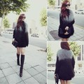 Fashion Women Fox Fur Vests New 2014 Fur Waistcoats Casual Fur Coats Outerwear Jacket 22