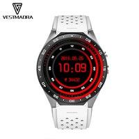VESTMADRA KW88 ОС Android 5,1 Смарт часы Электроника Android 1,39 дюйма Mtk6580 SmartWatch телефон Поддержка 3G Wi Fi Nano SIM WCDMA