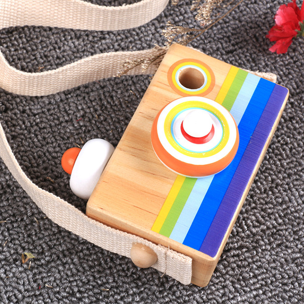 Children-Camera-Model-Classic-Kaleidoscope-Toys-Pretending-Toys-My-First-Camera-For-Kids-Play-Kaleidoscope-Picture-Lens-New-Red-3