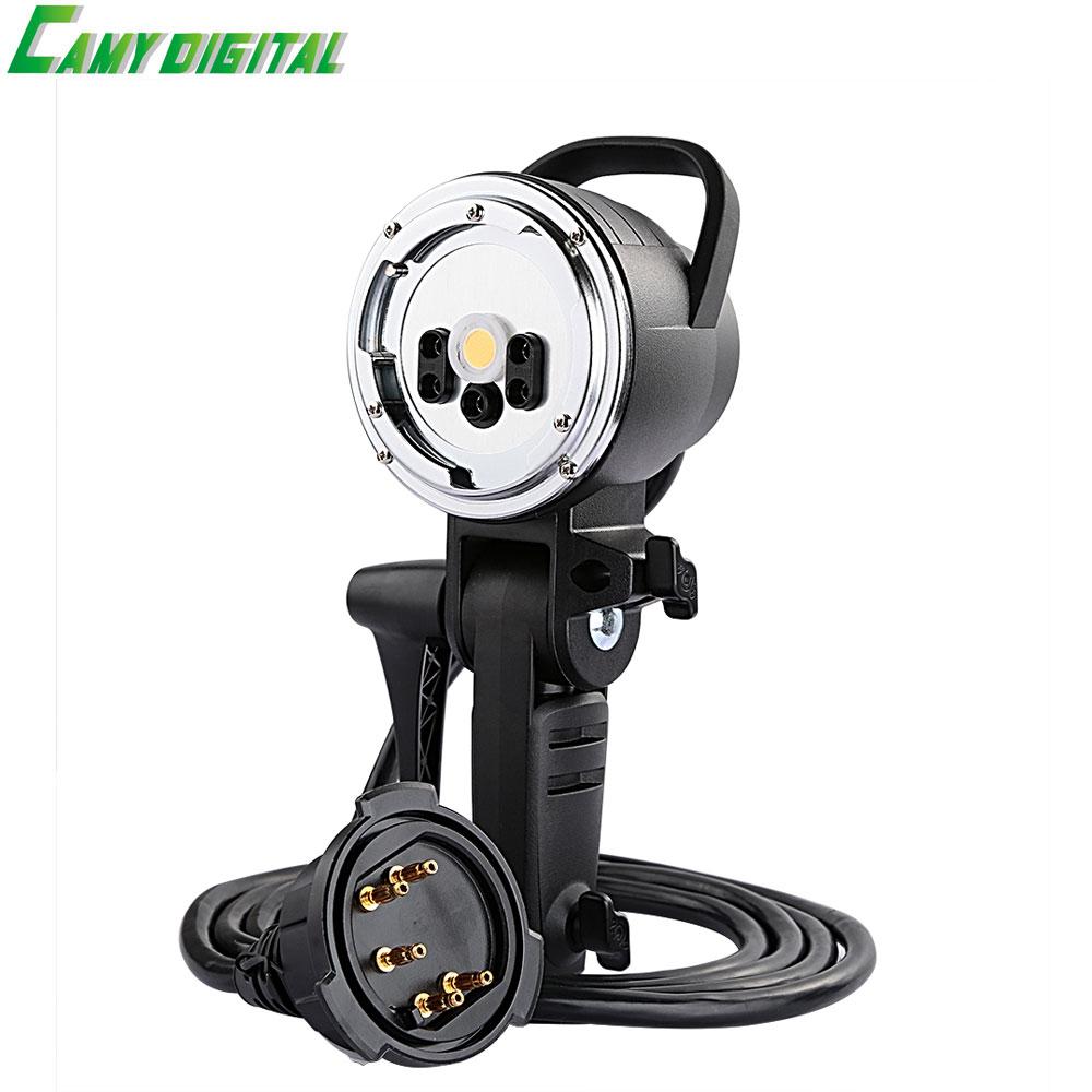Фотография Godox H600 AD-H600 600WS Portable Off-Camera Light Lamp Flash Head For Godox AD600/AD600M Wireless Strobe Flash (Godox Mount)