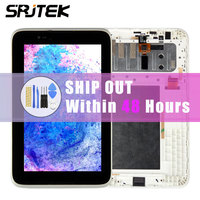 Srjtek Parts For Lenovo A3300 A3300T A3300 HV LCD Display Touch Screen Digitizer Panel Monitor Assembly