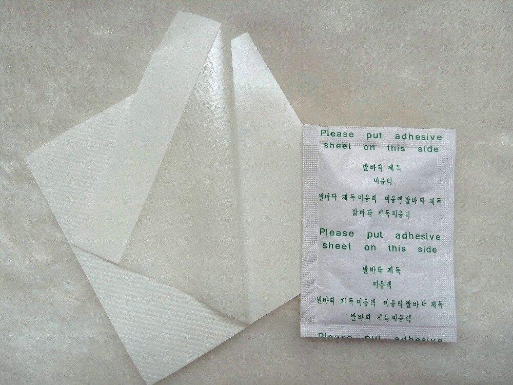 200pcs/lot(2.5Y) Kinoki Detox Foot Pads Organic Herbal Cleansing Patches (1lot=200pcs=100pcs Patches +100pcs Adhesives) 3