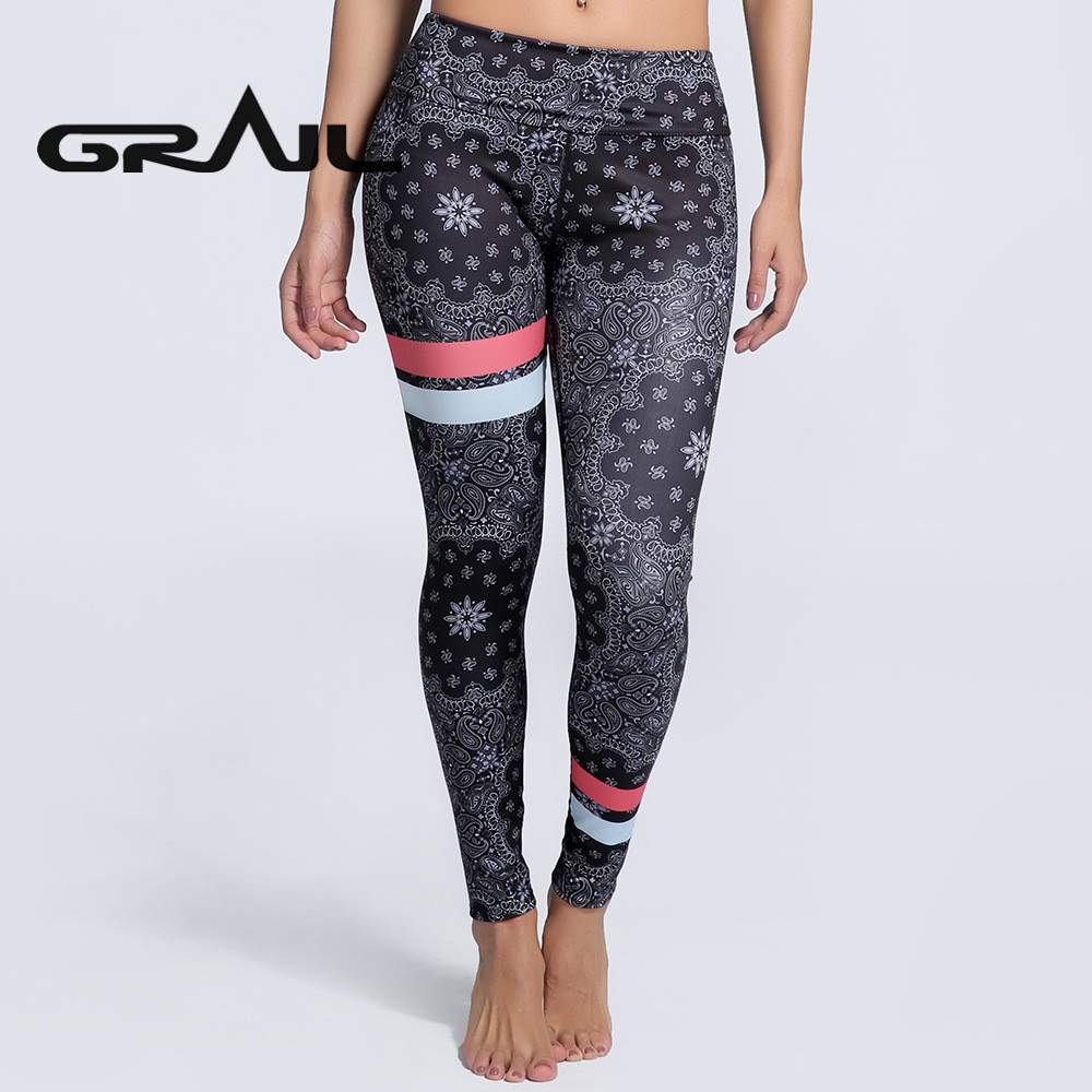 New Women Slim Fitness Nine Pants Leggings High Waist