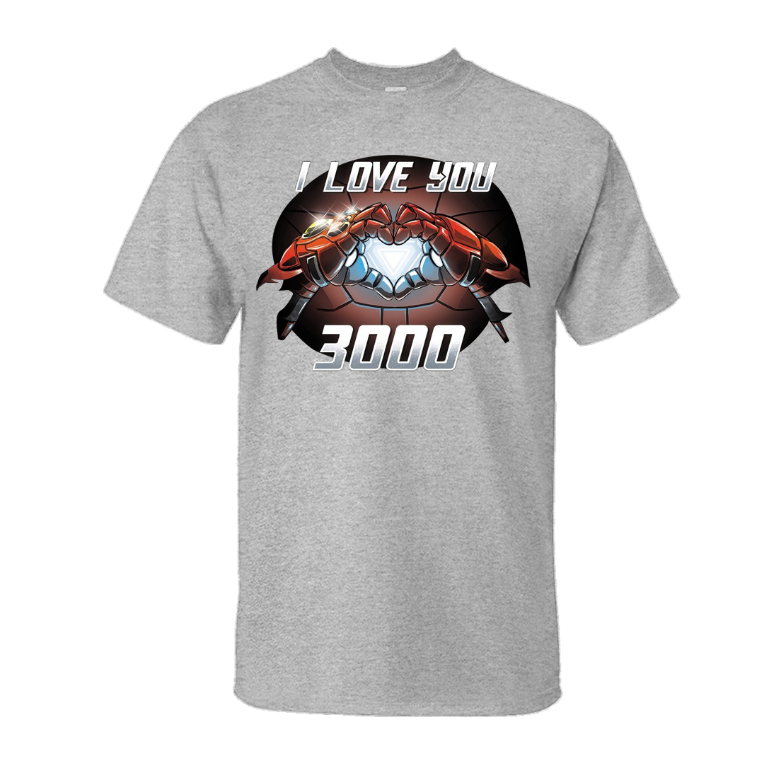 ALI shop ...  ... 33014983832 ... 3 ... Tony Stark I Love You 3000 T-Shirt Men The Avengers Iron Man Moive Shirt 2019 New Summer Casual Plus Size Tops Tees S-3XL ...