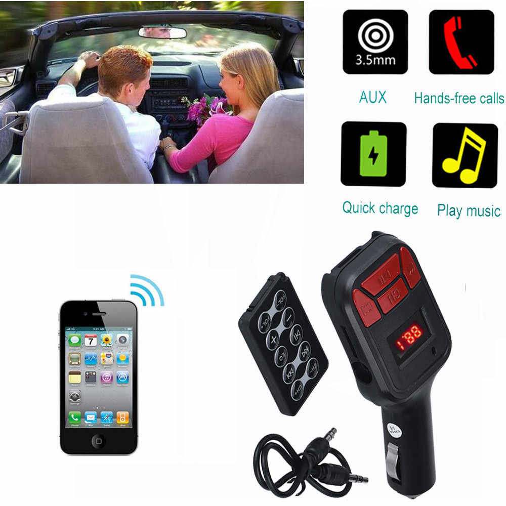 new arrival 6de2e 5f111 Detail Feedback Questions about Car Mp3 Player 87.5mhz 108.0mhz 3.5 ...