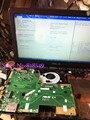 Para asus x551ma motherboard rev 2.0 60nb0480-mb1501-206 pc mainboard à venda original novo, bom pacote