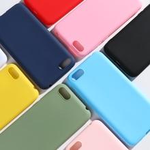 Huawei Honor 7A Case 5.45 Phone on 7 A DUA-L22 Russian Soft Silicone Back Cover for RU Bumper Capa