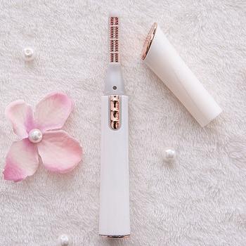 PRITECH Electric Eyelash Curler Pen Battery Powered Longer Thicker Eye Lash Curling Enhancer Makeup Tool Dropshipping #LD-7006 2