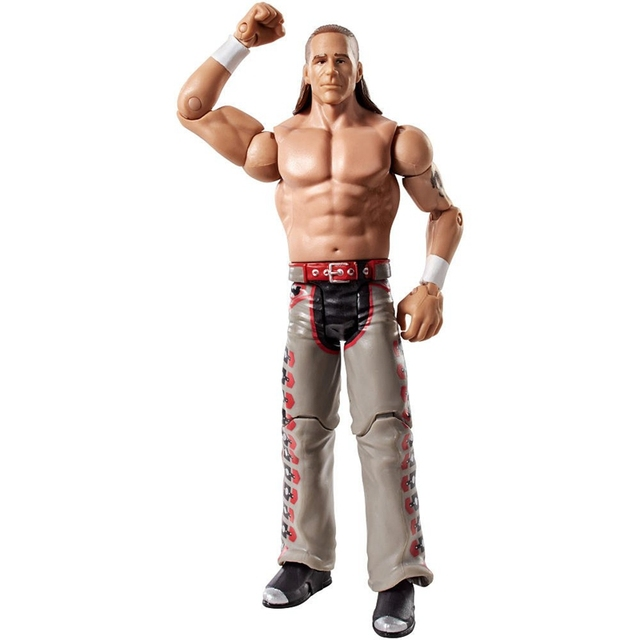 7″ Wrestler Wrestling Shawn Michaels Action Figure Toy Doll Brinquedos Figurals Collection Model Gift