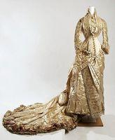 victorian saleVictorian dress satin dress