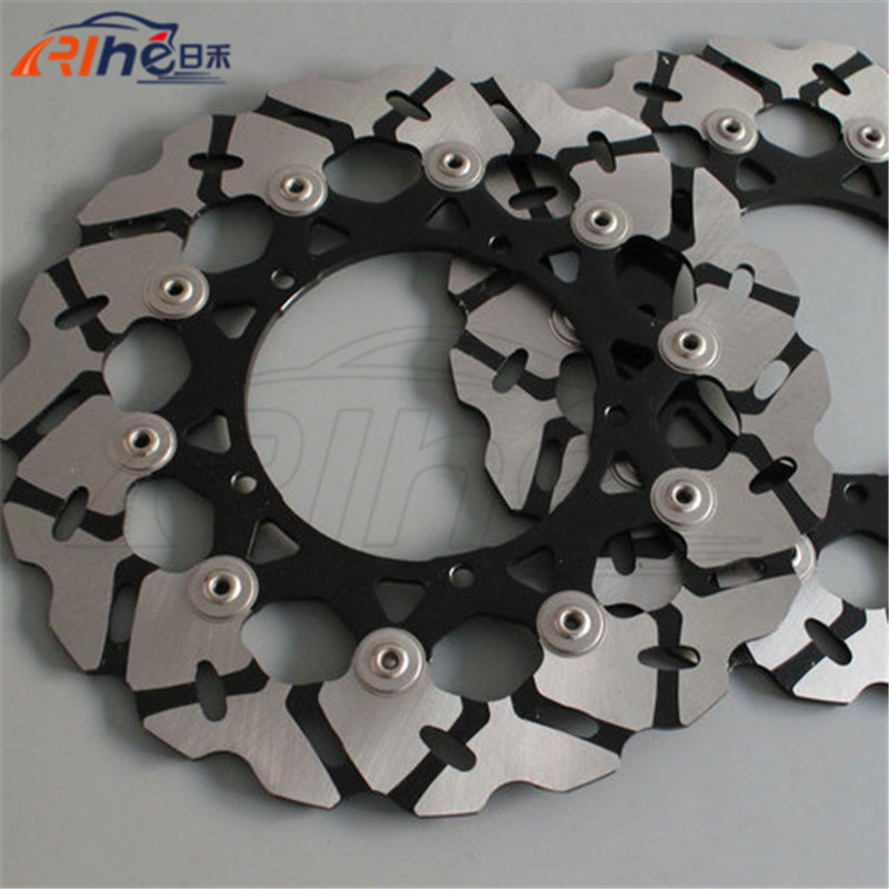Aluminum alloy&Stainless steel motorcycle front brake disc roto For YAMAHA YZF R6 2005 2006 2007 2008 2009 2010 2011 2012 2013 motorcycle fender eliminator tidy tail for yamaha yzf r1 yzf r1 yzfr1 2004 2005 2006 2007 2008 2009 2010 2011 2012 chrome