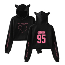 BTS Map Of The Soul Persona Cat Ears Hoodies Sweaters