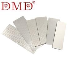 цена на New Diamond Single Side Square Full Of Sand Grinding Tool Sharpening Stone Polishing Jade Stamp 400# 1000# Mesh